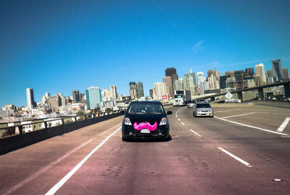 10. California paves the way for ride-sharing