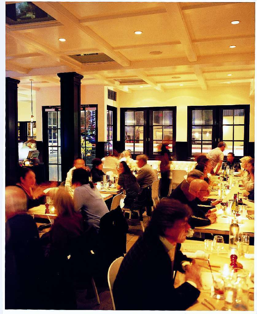 Dinela restaurant week eat well week in santa monica for Craft shows in louisiana