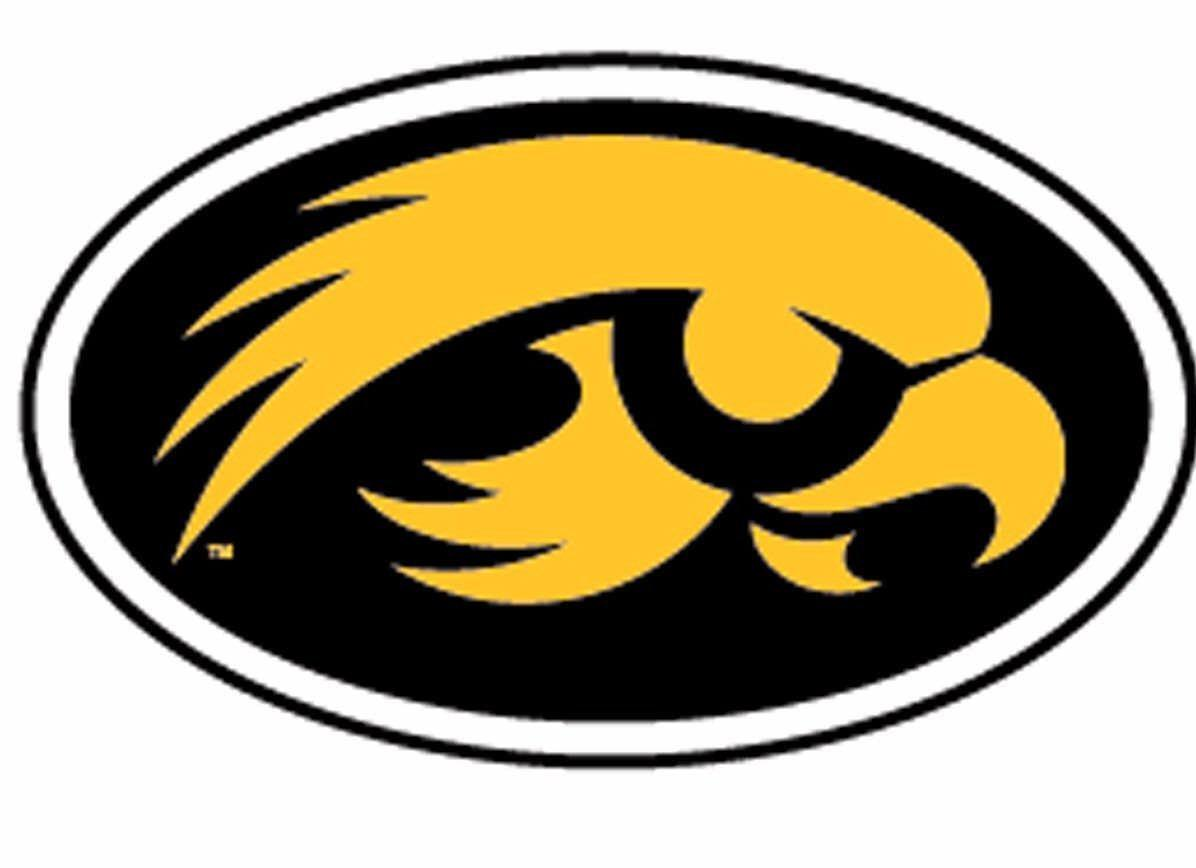 "The jazzed-up Tiger Hawk logo of the University of Iowa is shown in this undated photo. The new logo is the latest in a series of evolutions, according to Rick Klatt, Iowa assistant athletic director. ""We think it captures the energy of the Hawkeye athletic program today, while maintaining the tradition and success inherent (with the logo) 20-some years ago,"" Klatt said Wednesday, March 22, 2000. (AP Photo) ORG XMIT: WXS101"