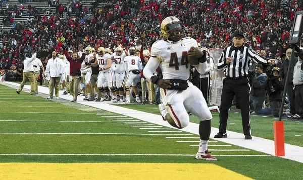 Parkland grad Andre Williams didn't win the Heisman Trophy, but he has earned a shot to play in the NFL.