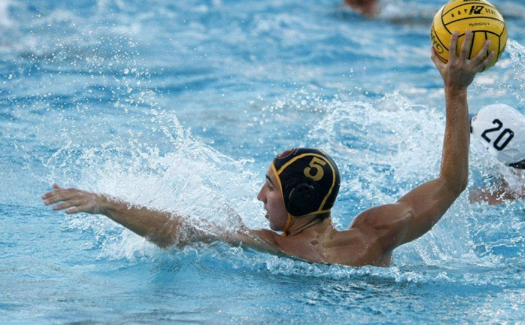 La Cañada High's Peter Loakes was named to the Boys' Water Polo All-Area first team. (Raul Roa/File Photo)