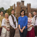 Elizabeth McGovern ('Downton Abbey') at Epcot