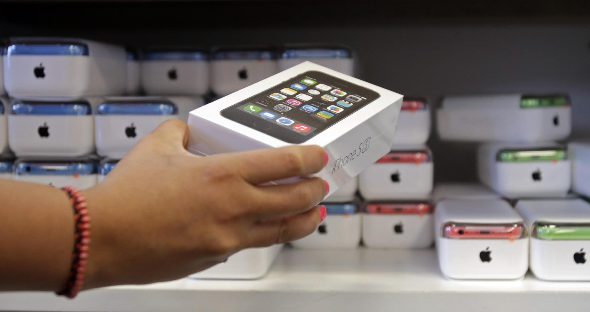 Apple denies creating iPhone