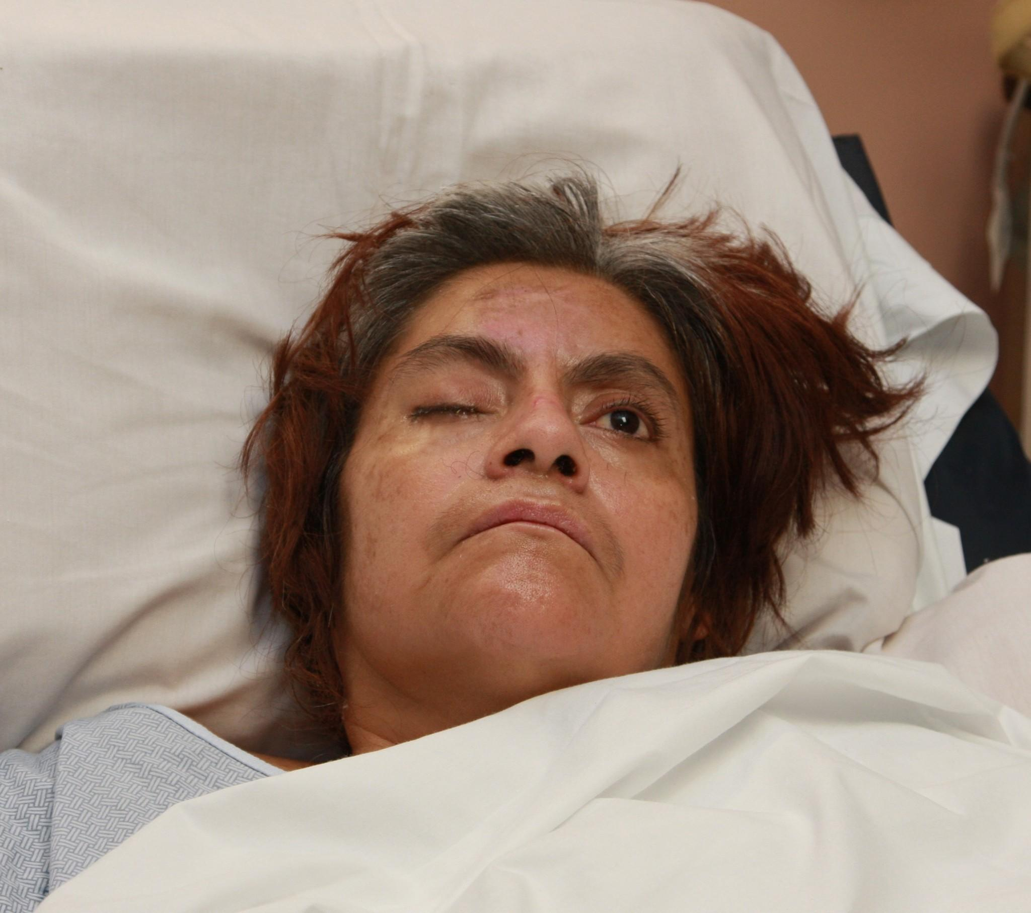 Santa Ana police are seeking the public's help in identifying this woman, who was struck by a vehicle on Oct. 15.