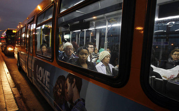 Metro To Offer Free Bus Train Rides On New Year S Eve
