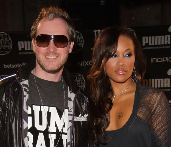 Eve is engaged to Gumball 3000's Maximillion Cooper