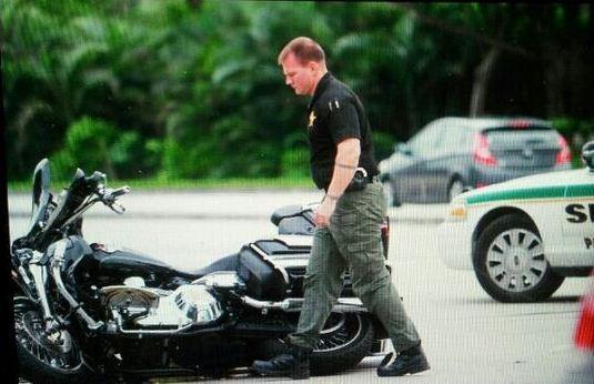 Deputies are investigating a wreck that killed a man in Boca Tuesday.