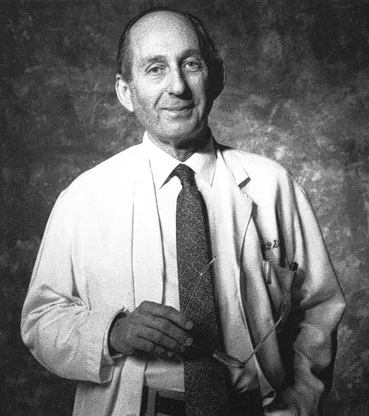 Frederick Siegel won Teacher of the Year 15 times.