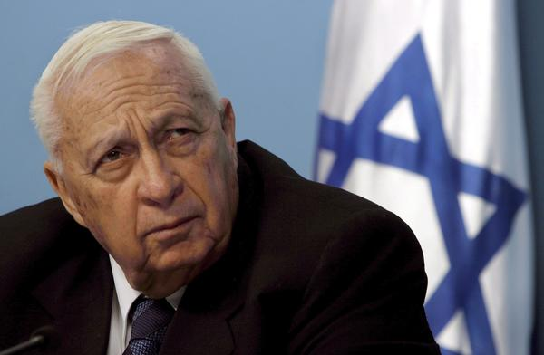 Ariel Sharon's health deteriorates
