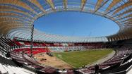 Stadium deaths shine a spotlight on Brazil's World Cup preparations