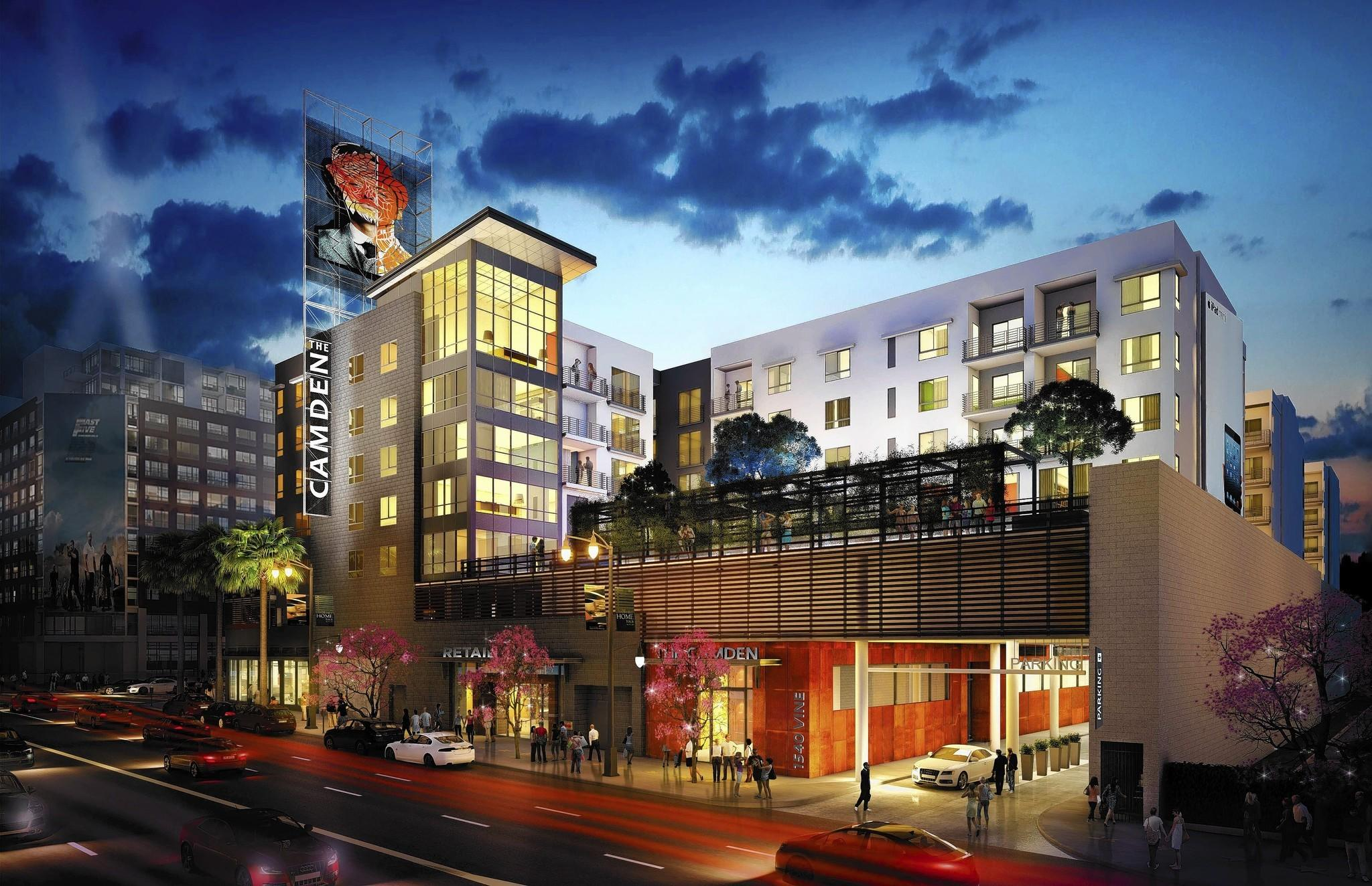 Hollywood Apartment Buildings For Sale