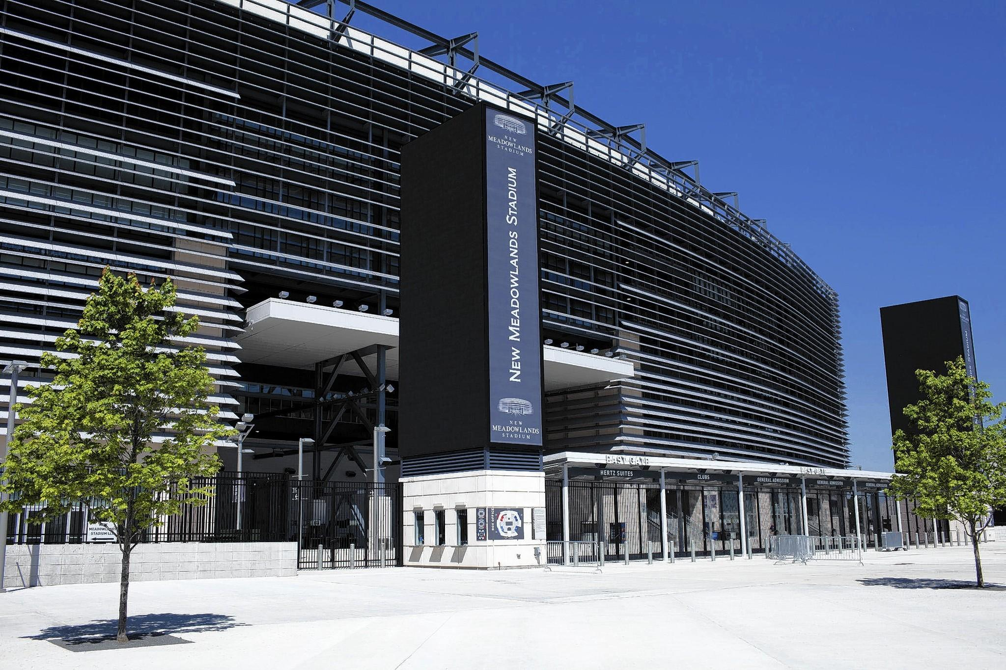MetLife Stadium in the Meadowlands in East Rutherford, N.J., will host the first outdoor, cold-weather Super Bowl on Feb. 2. The cost to get in, especially if you want to stay warm while watching the game, could make your blood run cold.