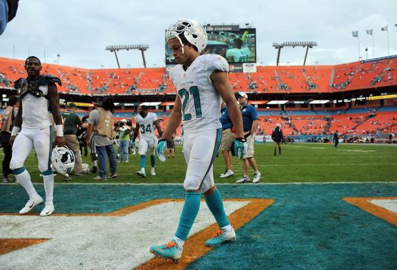 Brent Grimes (2013) 1 year, $5.5 million