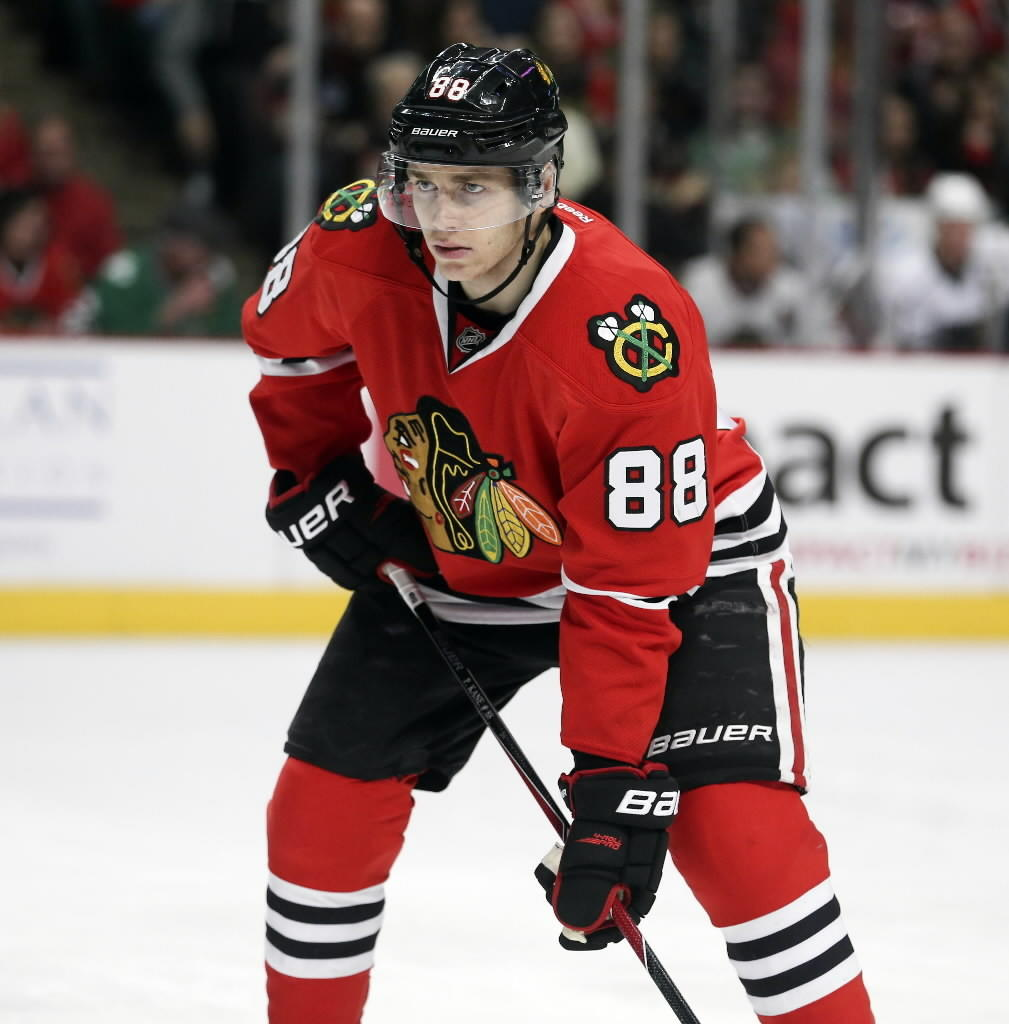 Patrick Kane and the Blackhawks give Chicago sports fans a reason to cheer.