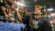 Pictures: UCF and Baylor at the Fiesta Bowl