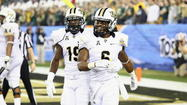 UCF receiver Rannell Hall credits offseason work with helping fuel Knights' Fiesta Bowl win