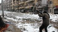 Foreign fighters answer calls to join Syrian conflict