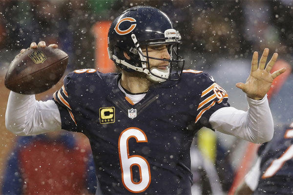 The Chicago Bears have signed Jay Cutler to a seven-year contract extension.