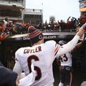 Cutler vs. Browns