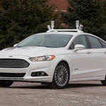 54 million self-driving cars will be on the road by 2035, study finds