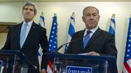 Kerry in Jerusalem: Hard work on Israeli, Palestinian goals