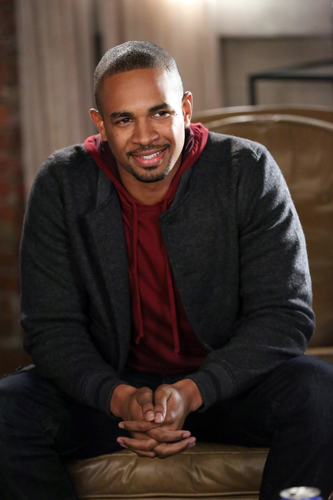 Damon Wayans, Jr. with Damon Wayans Jr LA