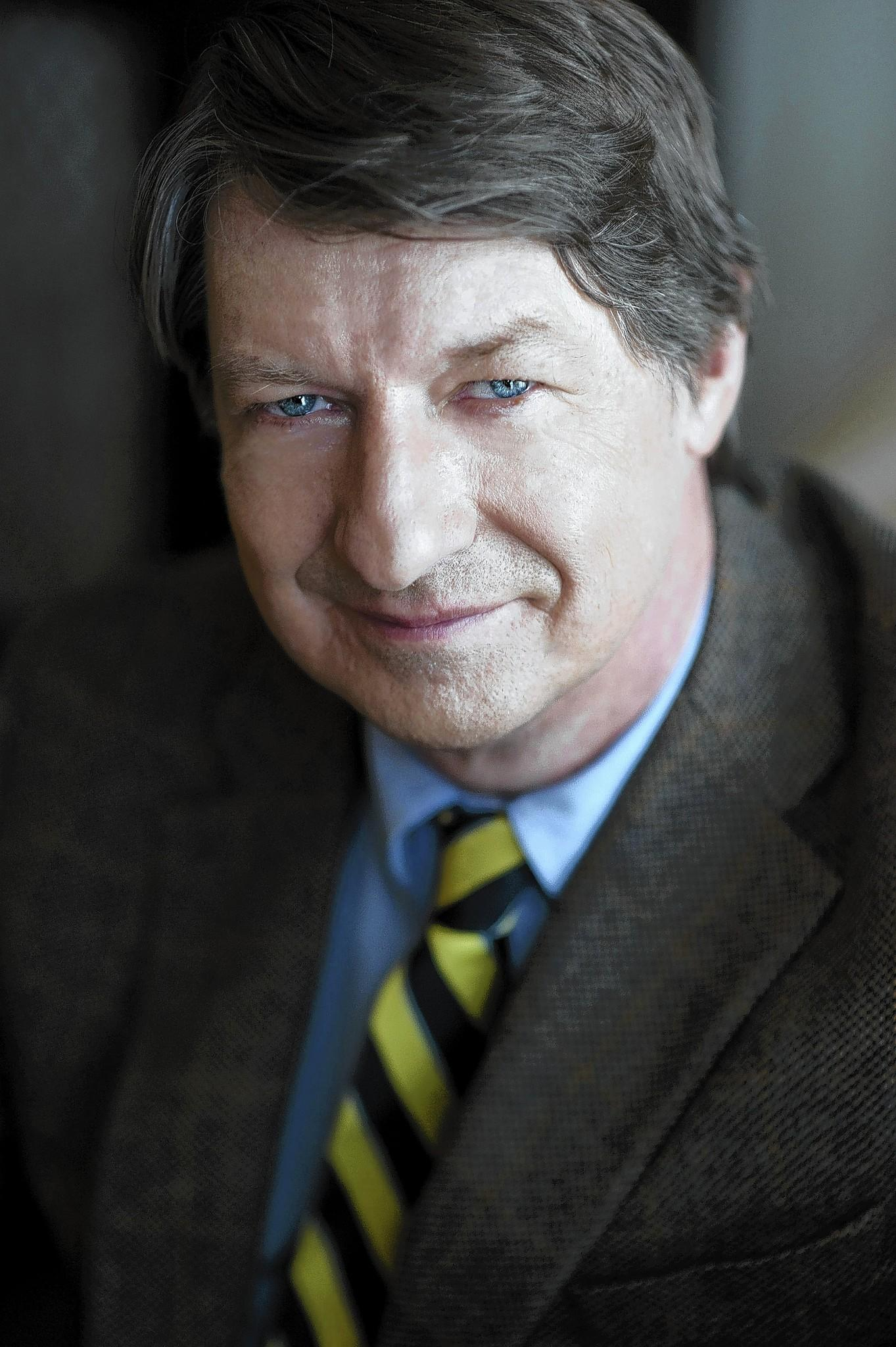 "P.J. O'Rourke, author of ""The Baby Boom: How It Got That Way And It Wasn't My Fault And I'll Never Do It Again,"" is himself a member of the Baby Boom generation at age 66."