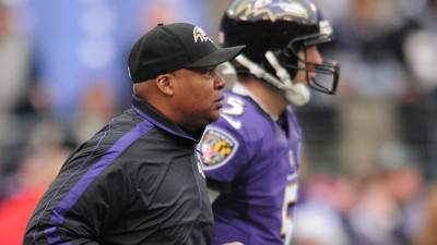 If Caldwell doesn't go, Ravens should keep him