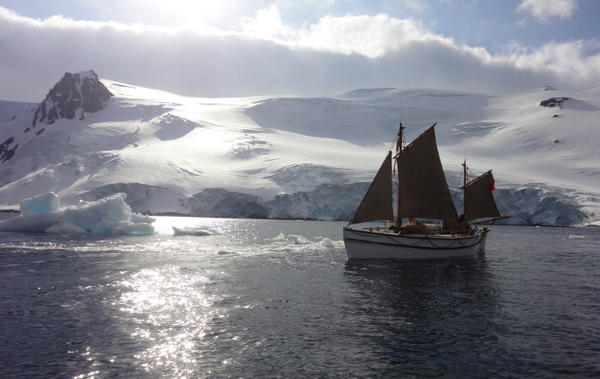 'Chasing Shackleton'