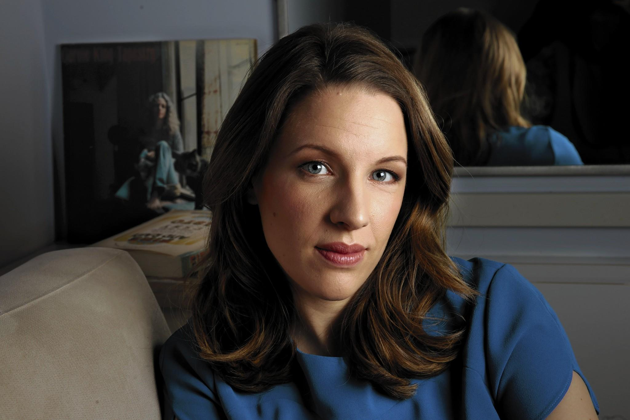 "Jessie Mueller is the star of ""Beautiful,"" a new musical about Carole King."