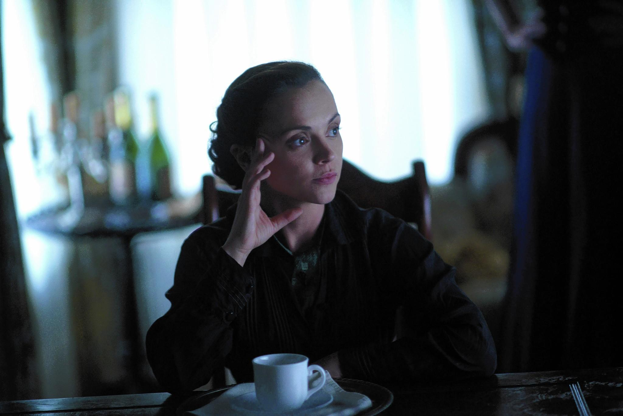 "Christina Ricci stars in the title role in the Lifetime Original Movie ""Lizzie Borden."""
