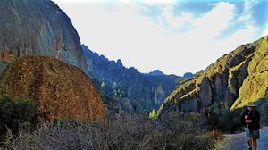 Weekend Escape: Pinnacles National Park conjures volcanic magic