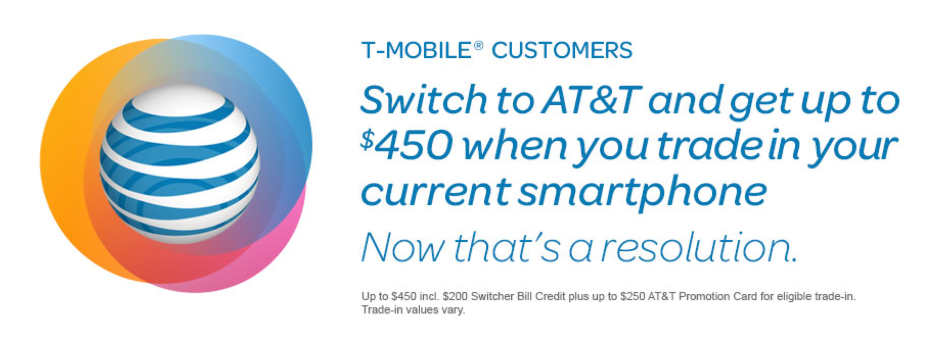 AT&T willing to give T-Mobile