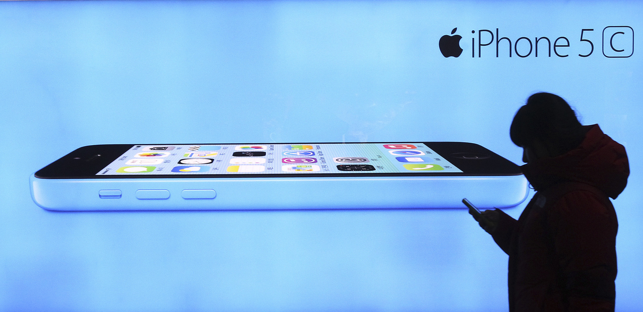 Best Buy selling iPhone 5c for