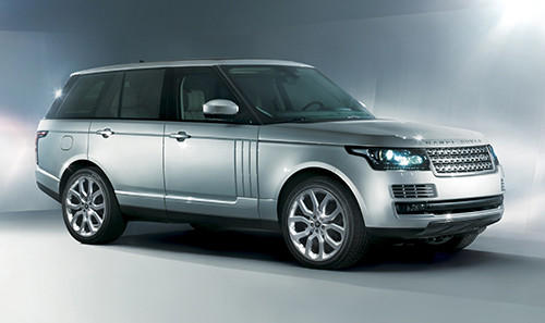 About 3,912 model-year 2013-14 Land Rover Range Rover are being recalled for airbag issues.