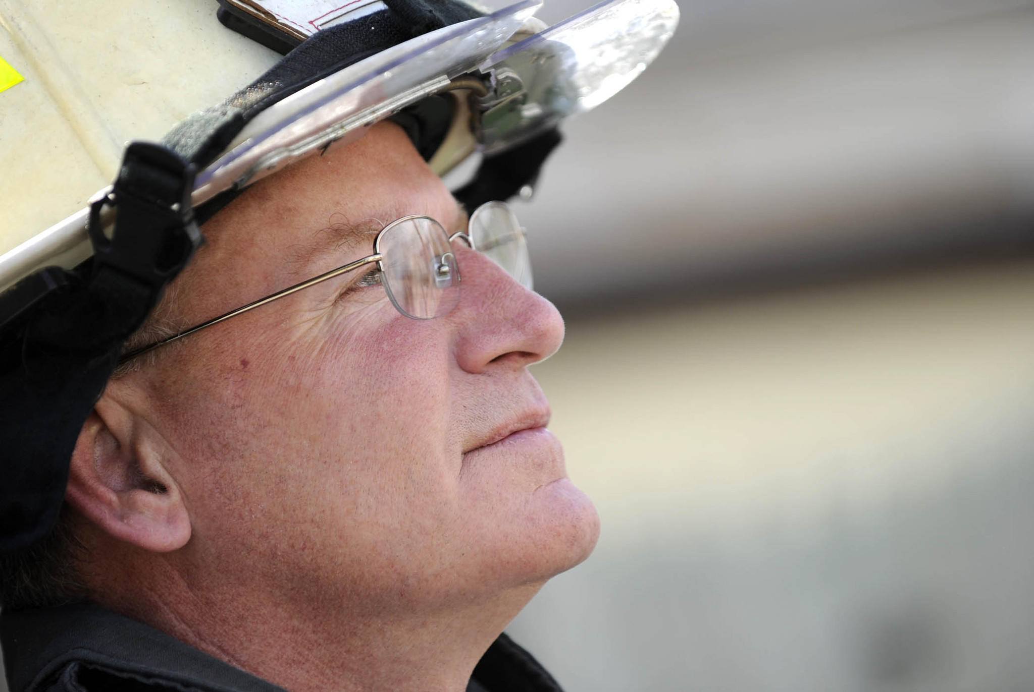 Allentown Fire Chief Robert Scheirer is retiring this month after 22 years on the force. He was named chief in 2008.