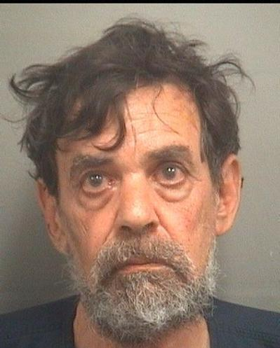 Steven Klein, 69, is charged with burglary, criminal mischief and resisting an officer.