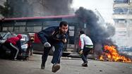 At least 13 dead in Egypt as protesters and police clash