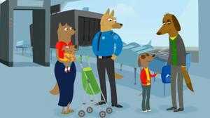 TSA creates security cartoon for kids, adds new airports to PreCheck