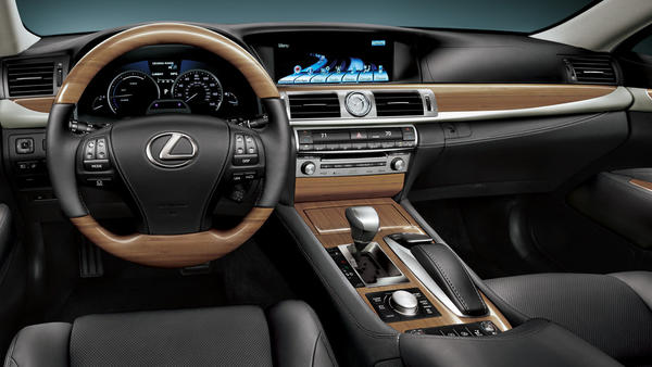 Review: 2014 Lexus LS 600hL