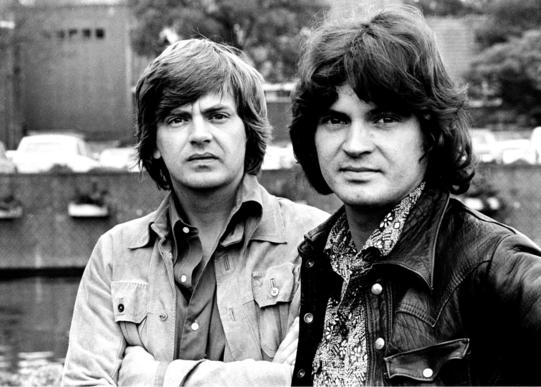 Phil Everly and Don Eve
