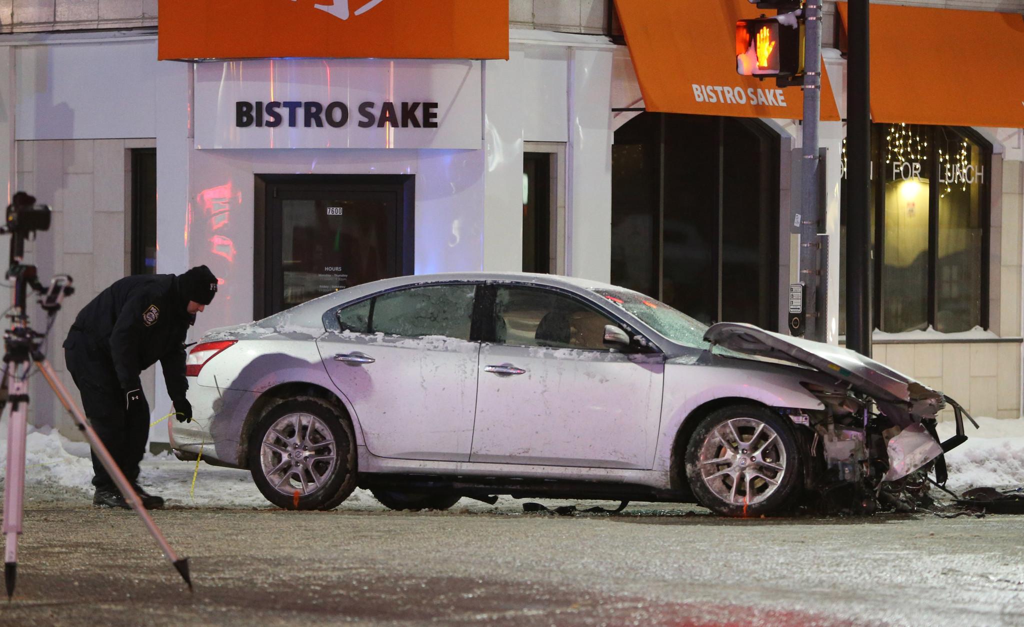 Car Crash Des Plaines Il