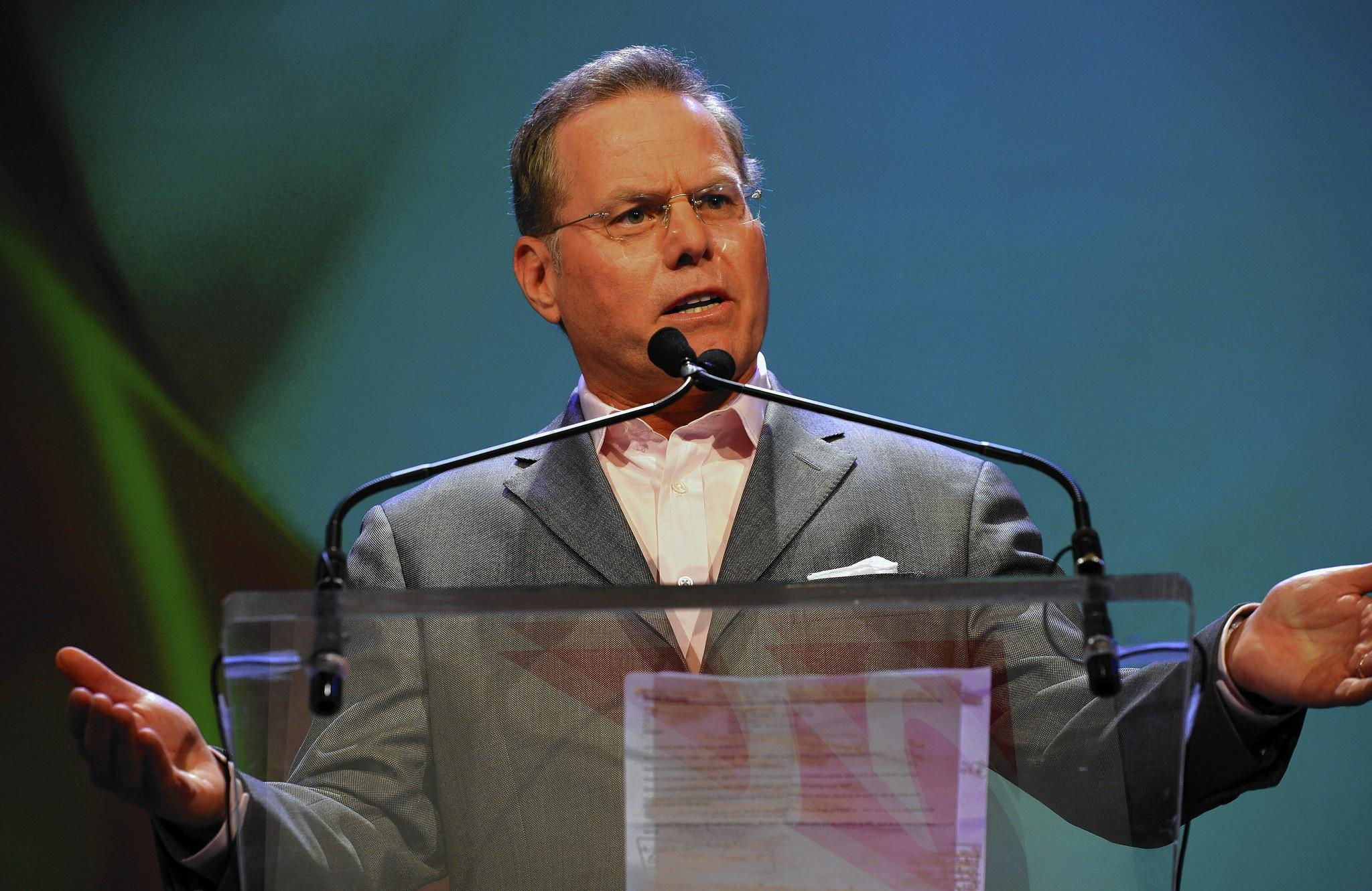 Discovery Communications Chief Executive David Zaslav will continue to collect one of the most lucrative executive compensation packages in corporate America.