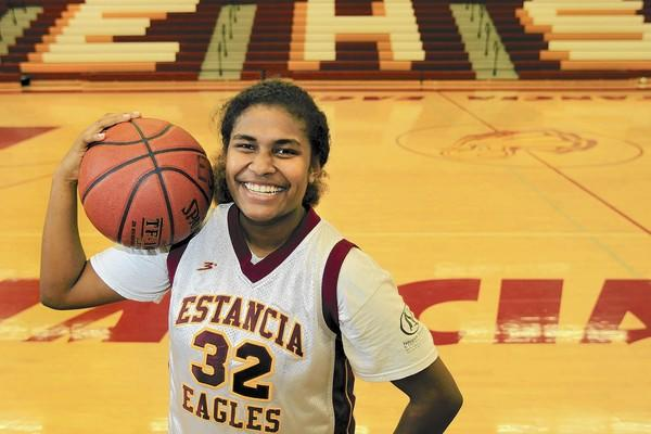 Estancia High sophomore Maya Van Den Heever is the Daily Pilot High School Athlete of the Week.