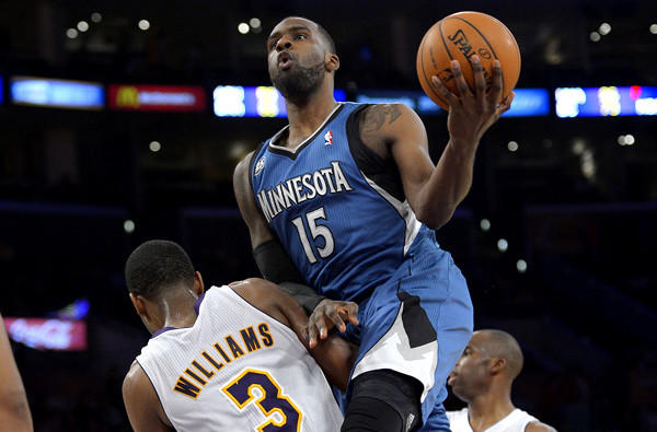Shabazz Muhammad, Shawne Williams