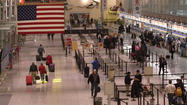 Midwest storm disrupts travel out of BWI