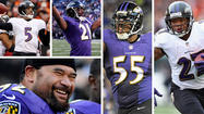 Top 10 Ravens salary cap figures for 2014