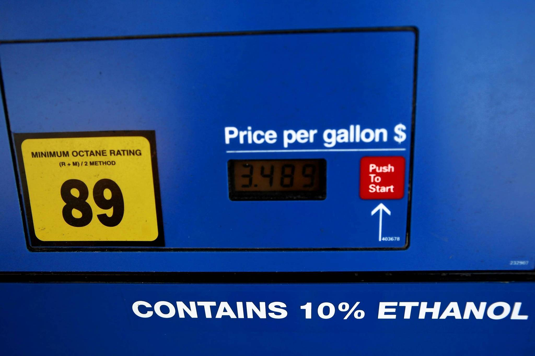 The biofuel lobby wants to bump up the amount of ethanol in the nation's fuel supply to 15 percent or more. Auto manufacturers warn that such highly diluted fuel could damage some cars.
