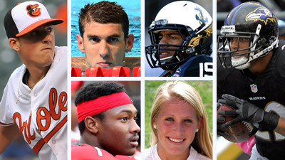 Baltimore area athletes to watch in 2014
