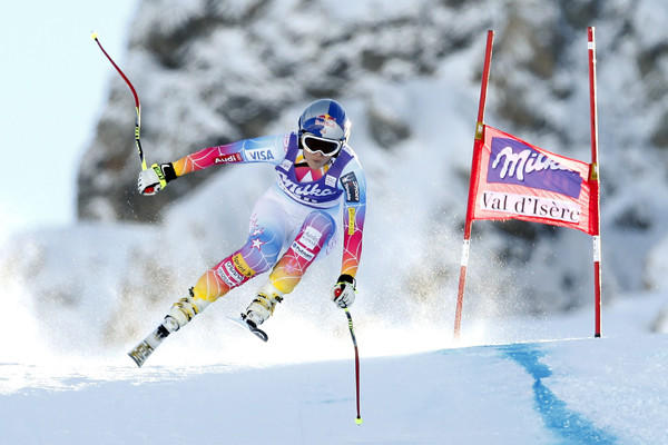 Alpine Skiing World Cup in Val d'Isere